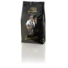 Káva Lucaffe Mr. EXCLUSIVE 100% ARABICA 1kg, zrno
