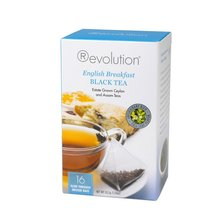 Čaj Revolution Tea - English Breakfast tea, 16ks, ekonom