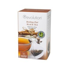 Čaj Revolution Tea - Bombay chai tea, 16ks, ekonom