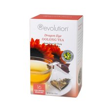Čaj Revolution Tea - Dragon oolong tea, 16ks ekonom