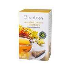 Čaj Revolution Tea - Honeybush Caramel tea, 16ks, ekonom